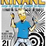 ¡Kyle Kinane en México!