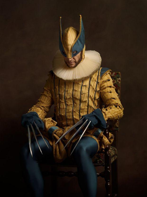 Wolverine Siglo XVII