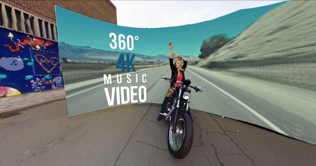 Video 360 grados