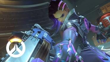 Anunciada Sombra, nueva heroina de Overwatch