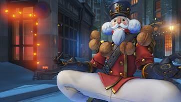 Overwatch Navidad