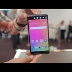 LG V20: DISEÑADO PARA LA EXCELENCIA