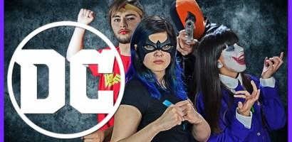 23 cosas que no sabías sobre DC Comics