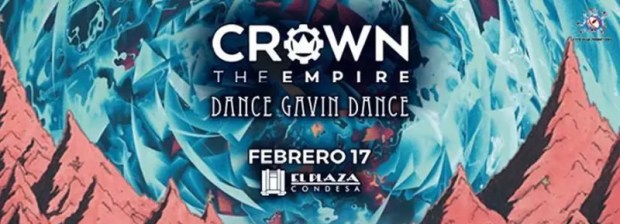 Dance Gavin Dance en El Plaza Condesa