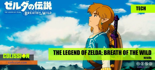 Reseña The Legend of Zelda: Breath of the Wild