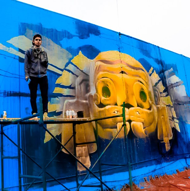 Entrevista Arte Urbano