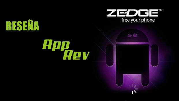 Zedge Reseña AppRev
