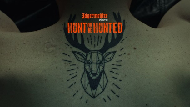 Hunt or be hunted, un cortometraje hecho con tattoos