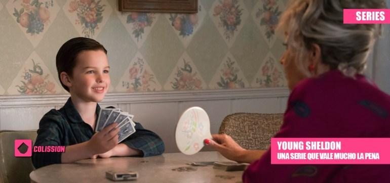 Young Sheldon, la serie que no esperábamos pero que vale mucho la pena