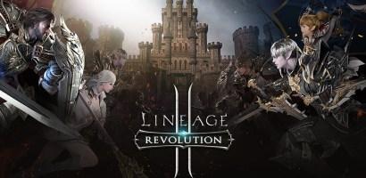 LINEAGE 2: REVOLUTION ALCANZA LOS 5 MILLONES DE USUARIOS REGISTRADOS Y AÑADE NUEVOS EVENTOS