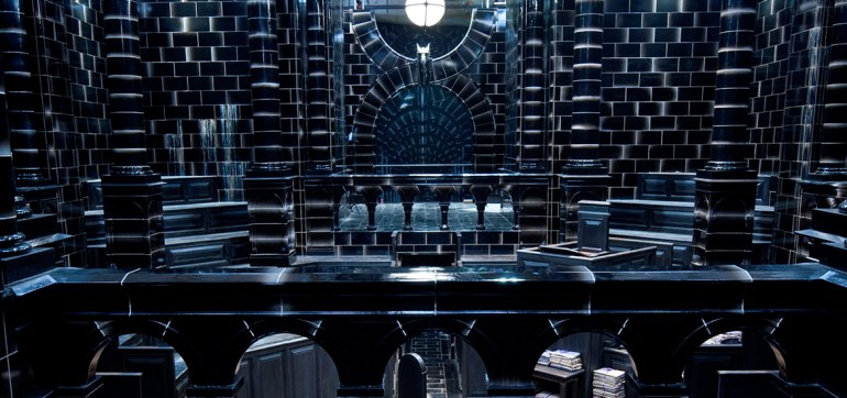 Ministerio de magia Harry Potter