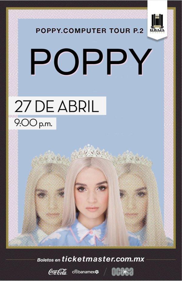 Poppy en El Plaza Condesa