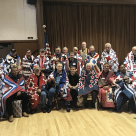 Quilts of Valor Event