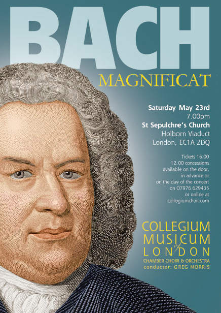 CML does JSB proud with magnificent Magnificat