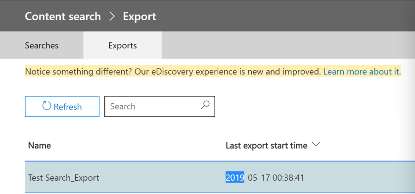 eDiscovery in Office 365 – Collaboration Crossroads