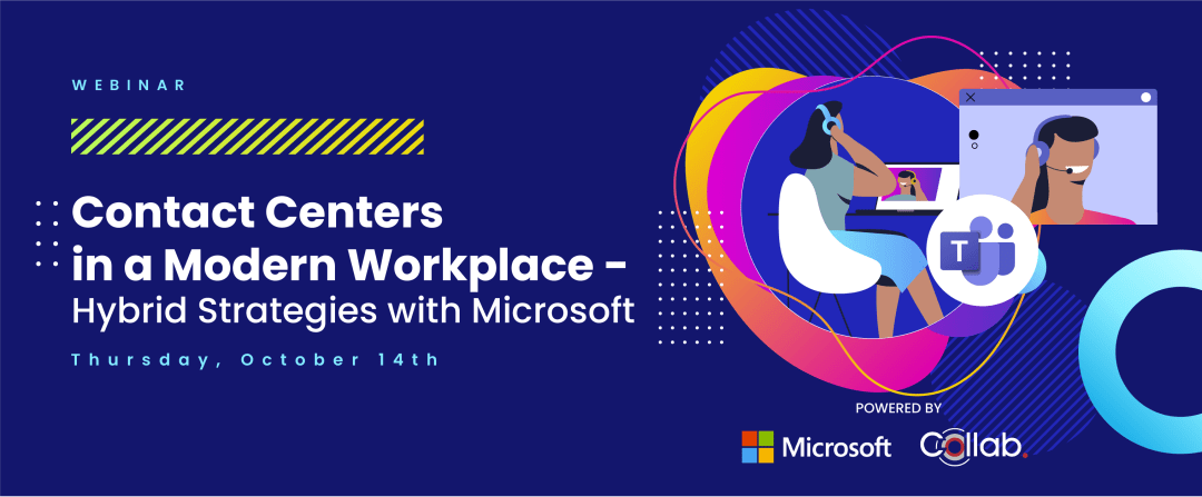 MODERN WORKPLACE trends with Collab & Microsoft