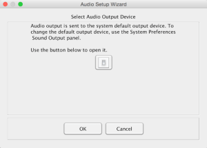 Mac Select Output