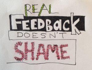 feedback shame