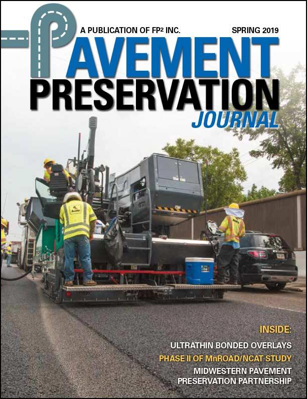 Pavement Preservation Journal Spring 2019 MDOT NCAT Delta Mist Article