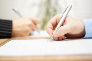 Collaborative divorce agreement
