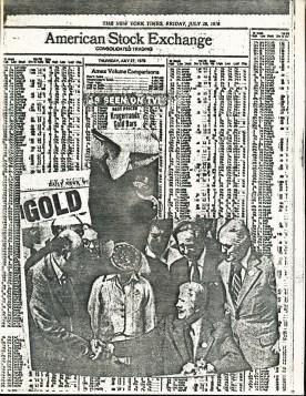 Gold Quip CF