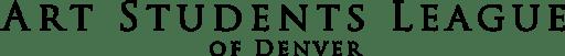 Art Students League of Denver logo