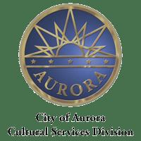 City of Aurora Cultural Division logo
