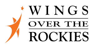 Wings Over the Rockies Logo