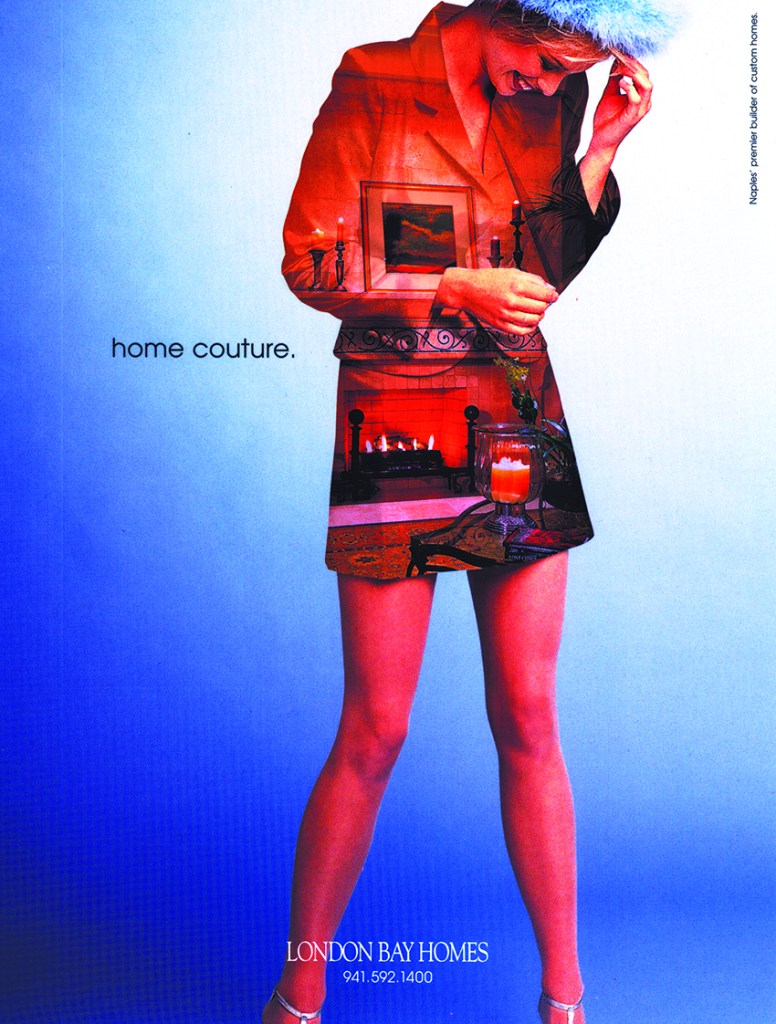 London Bay 'Home Couture' ad