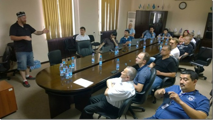 SharePoint Tashkent
