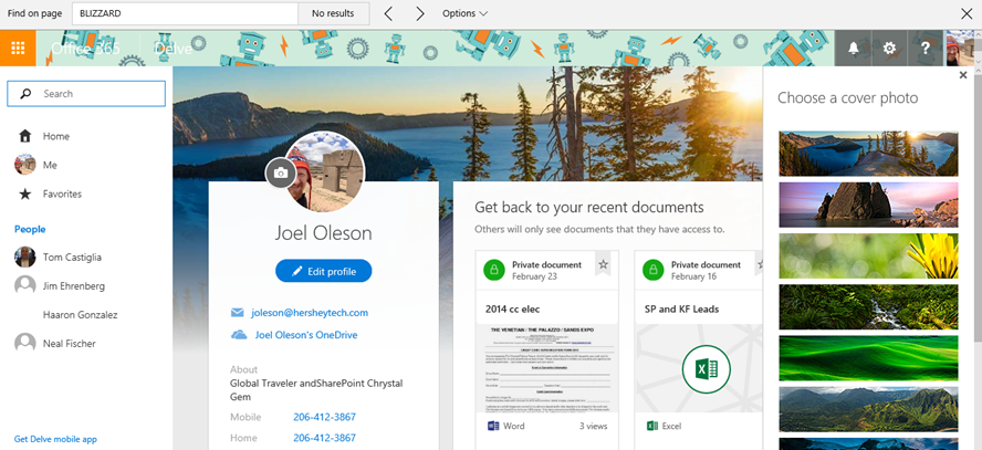 5 Ways of Branding Office 365 without Modifying the Master
