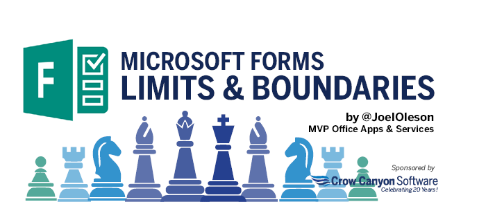 Getting Started Guidelines to Microsoft Forms Limits and