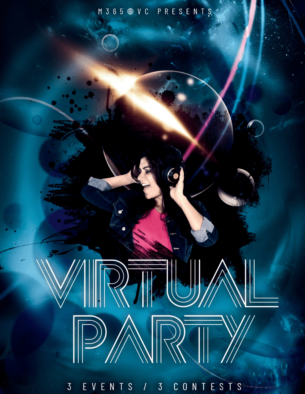 m365 Virtual Community Launch parties