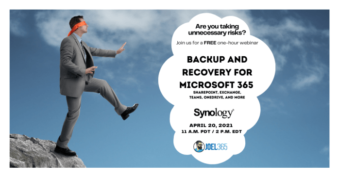 Microsoft 365 Backup and Recovery