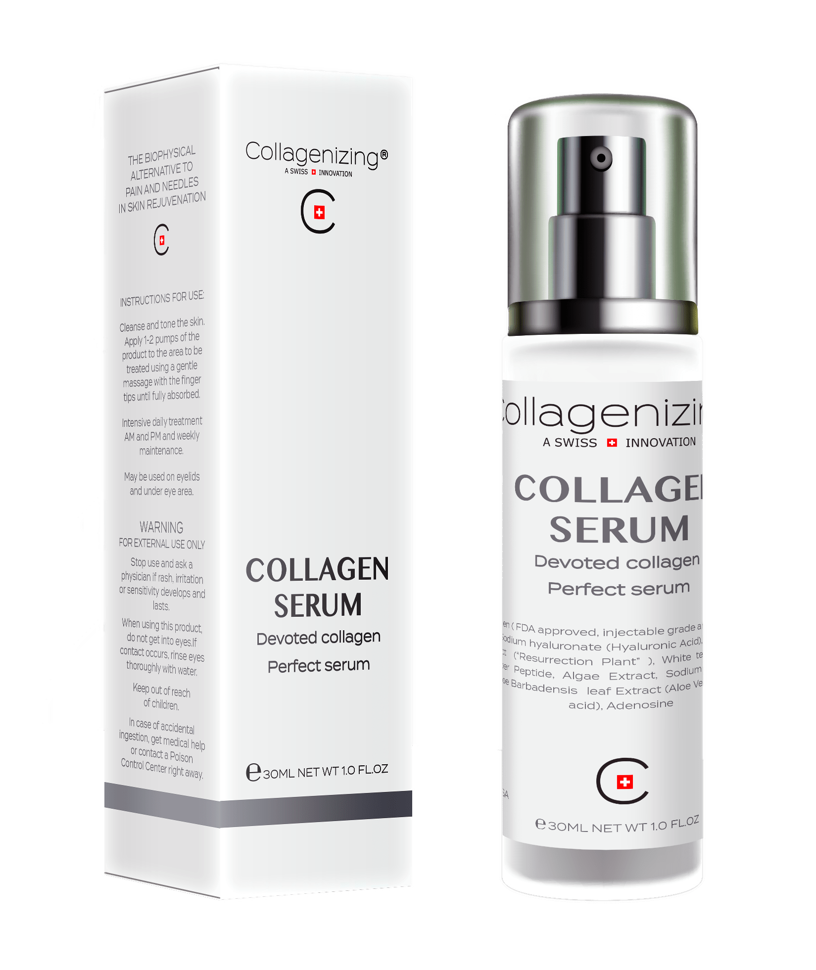 Devoted collagen perfect serum
