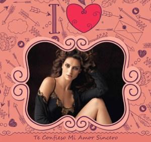 Collages Confesiones de Amor.