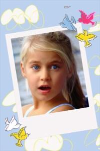 Collages Online con Pajaritos.