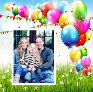 Collage para Felicitar Cumpleaños.