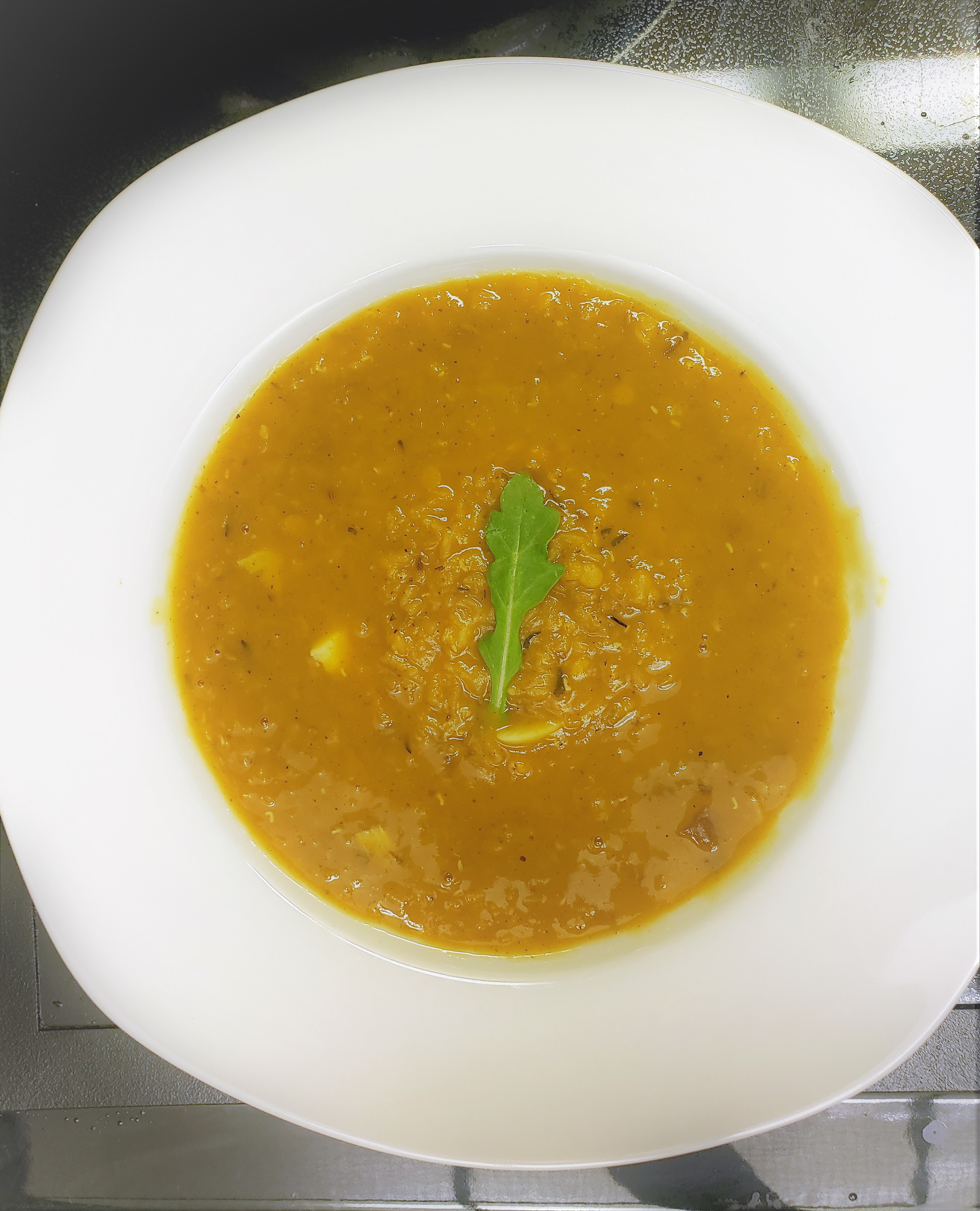 Vegan French Lentil Soup