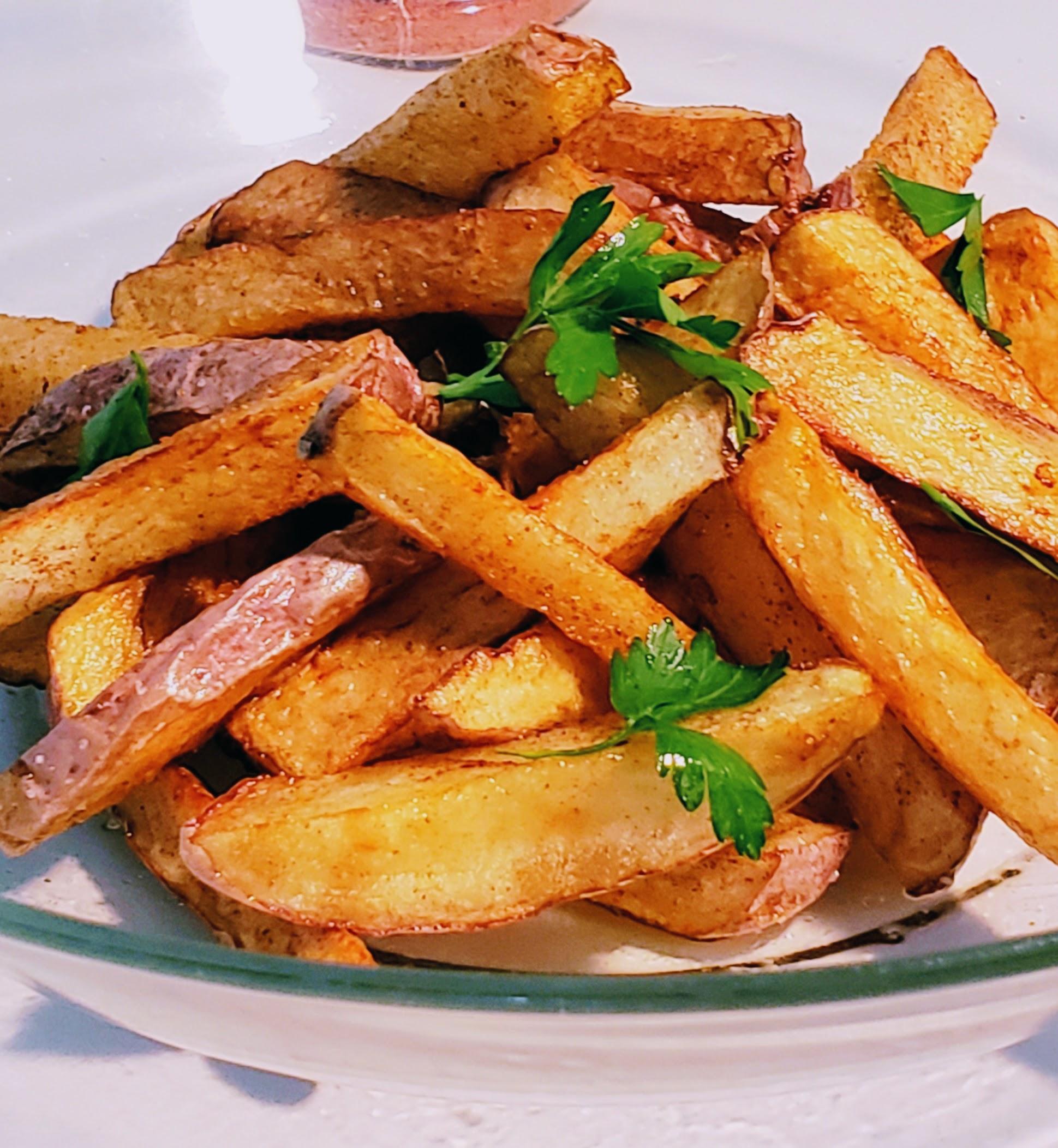 Soul Seasoned Fries