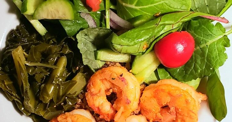 Vegan Jollof Quinoa