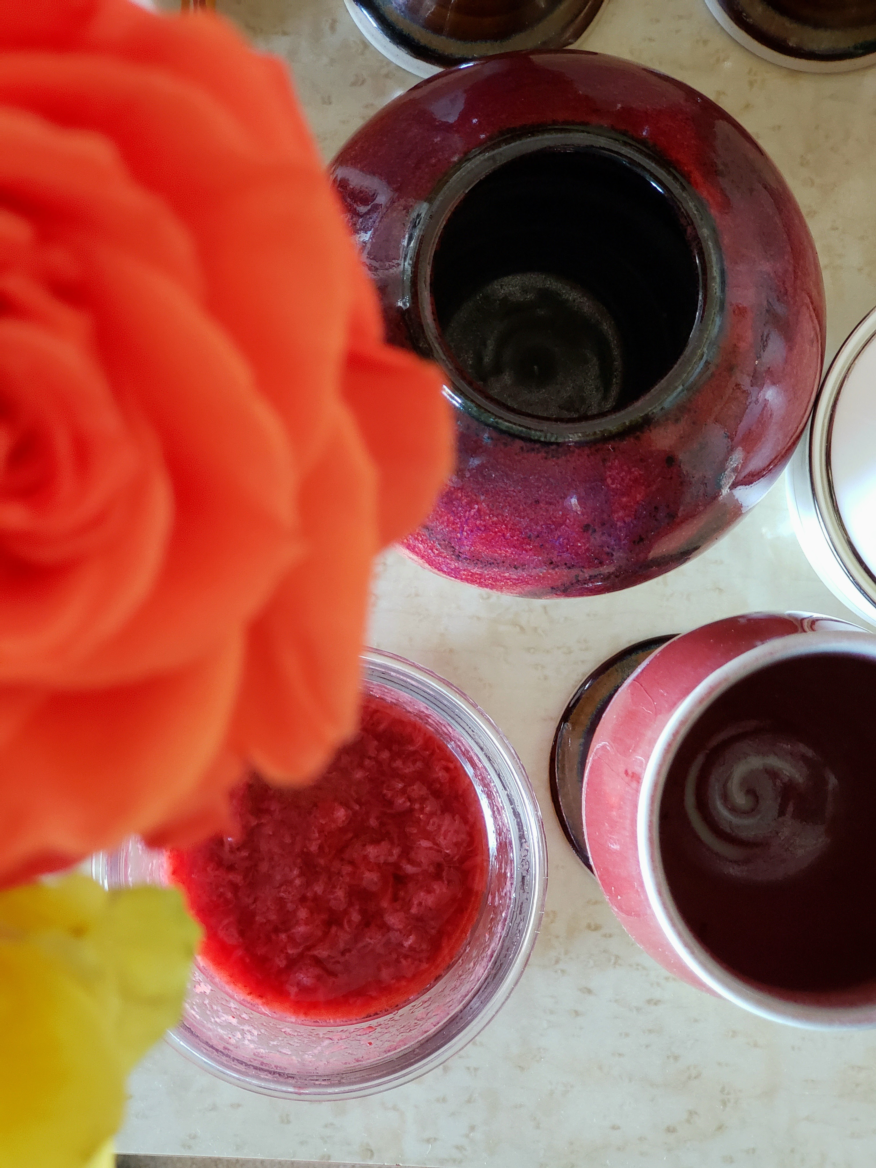 Strawberry Cardamom Sauce