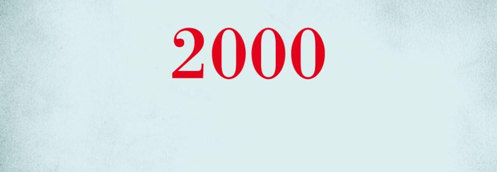Grazie 2000 [che sono di più]