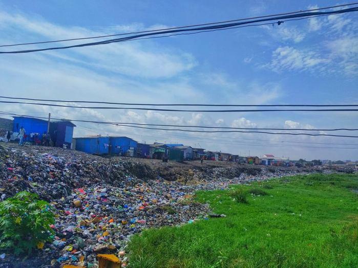 La più grande discarica di rifiuti tecnologici