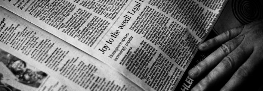 Ritagli [di giornale]