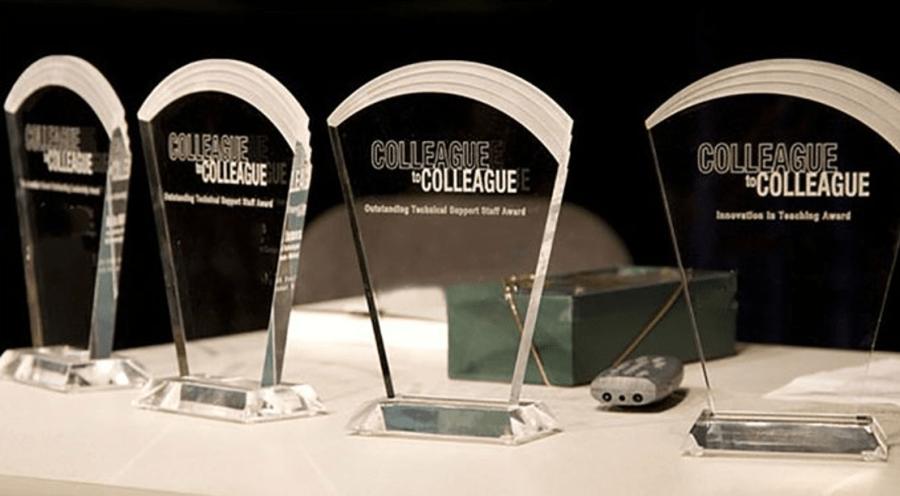 Colleague 2 Colleague awards