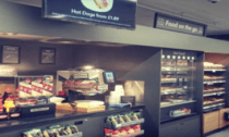 Food to Go area in store