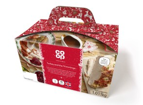Co-op Ready To Cook Turkey and the Trimmings - Pack Shot