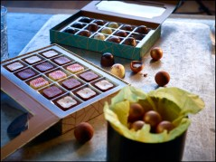 Winter Dessert Chocolate Collection