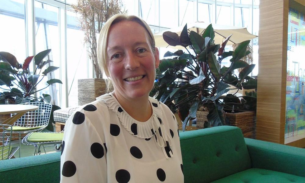 Jane Ashworth, Exec Events Manager